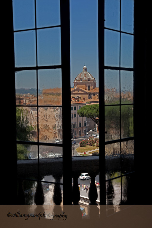 View from Capitoline Museum