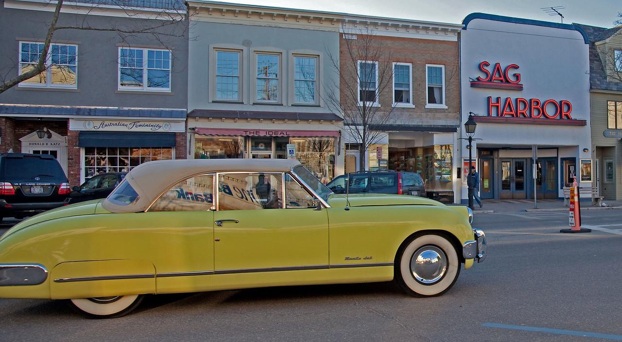Classic Car, Sag Harbor