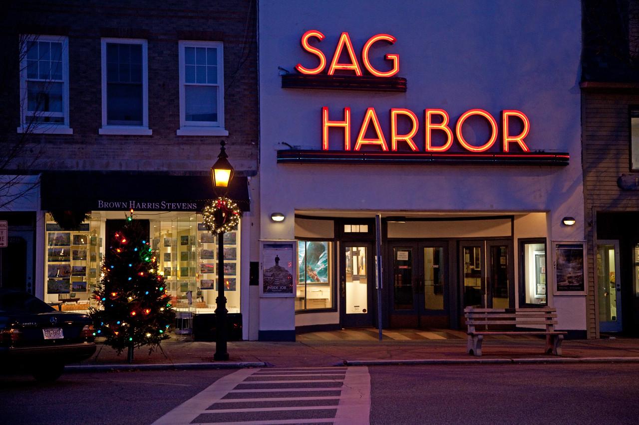 December Night, Sag Harbor