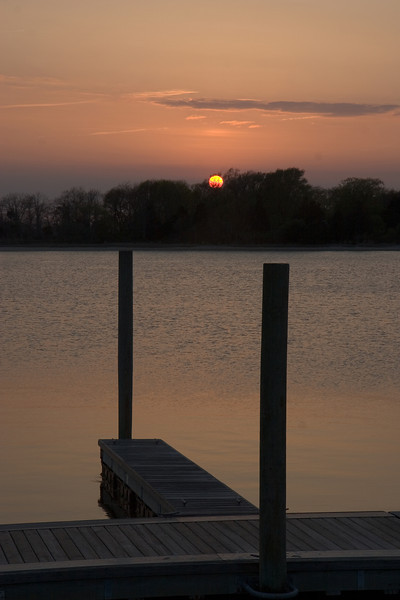 Sag Harbor Sunset V