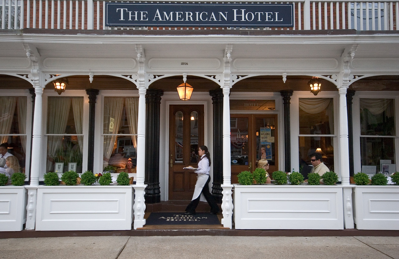 The American Hotel, Sag Harbor