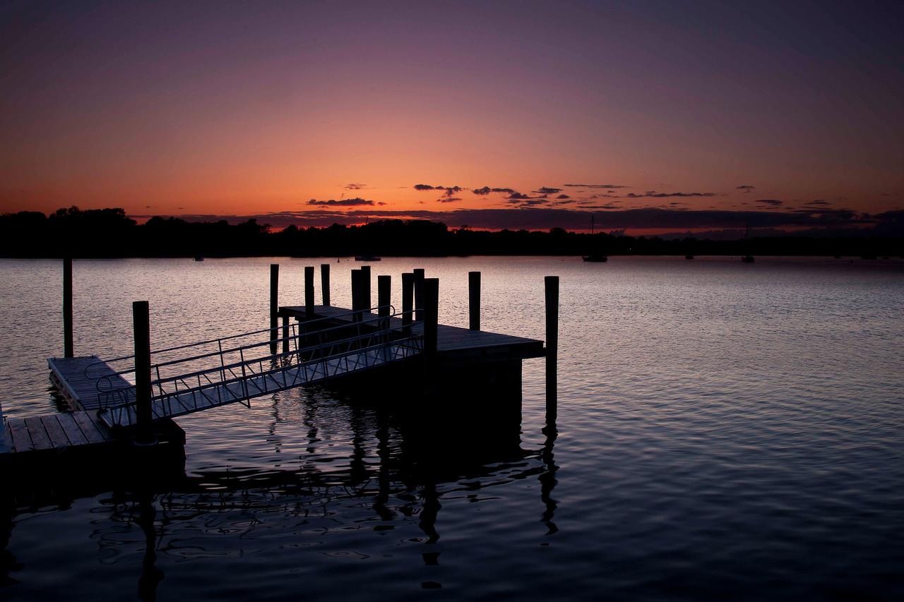 Sag Harbor Sunset II
