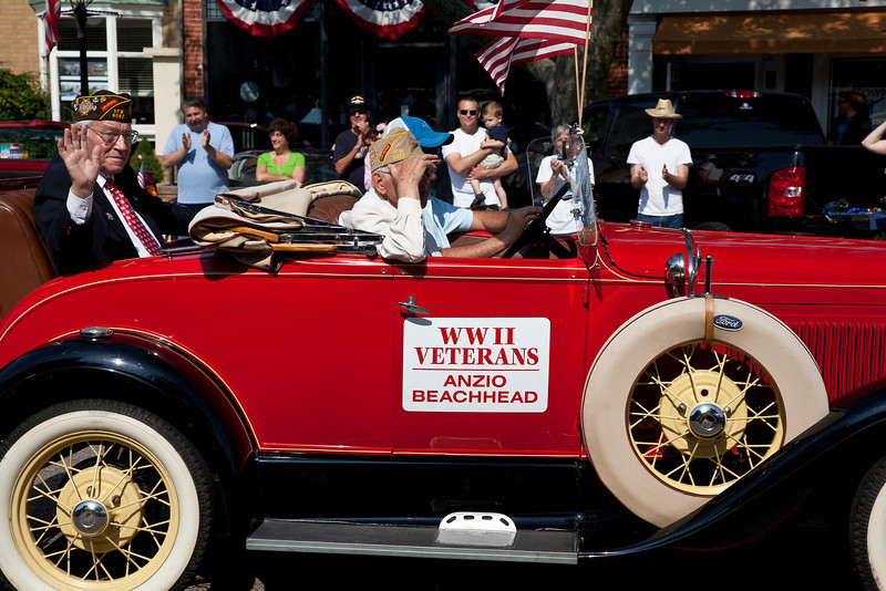 Memorial Day Parade, Sag Harbor, 2012