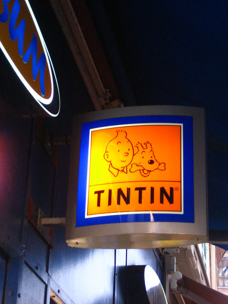 all tintin, all the time