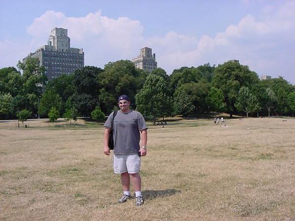josh in prospect park
