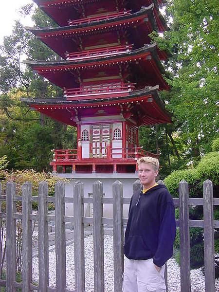pagoda style