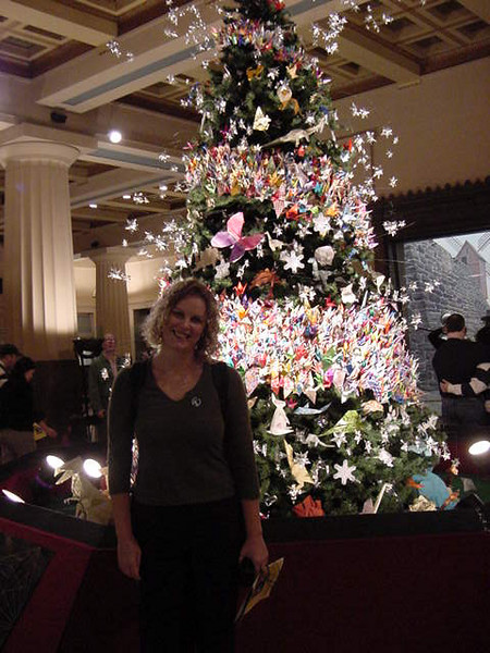 riss and the origami tree