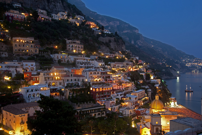 Positano Night 2
