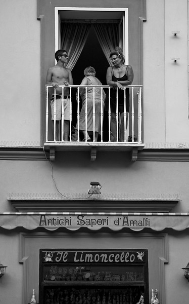 Three Generations, Amalfi
