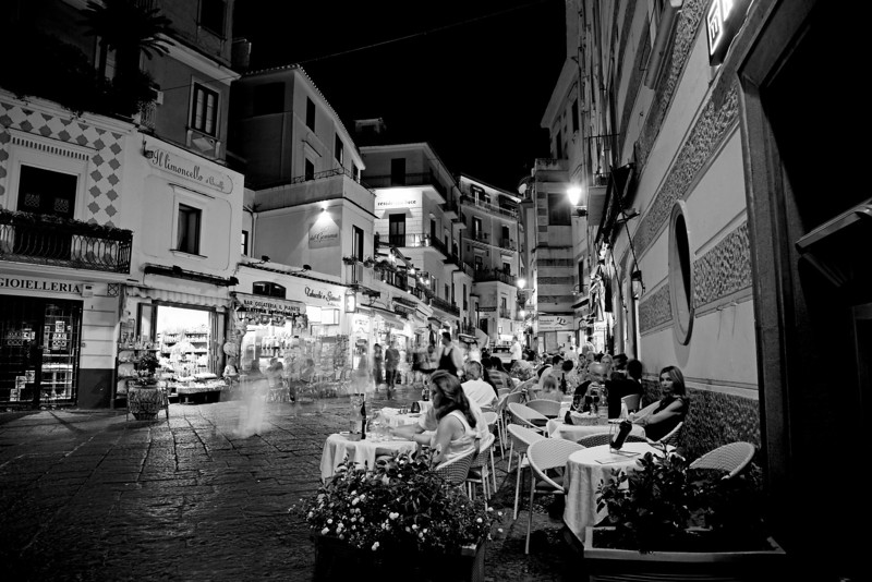 Amalfi Evening