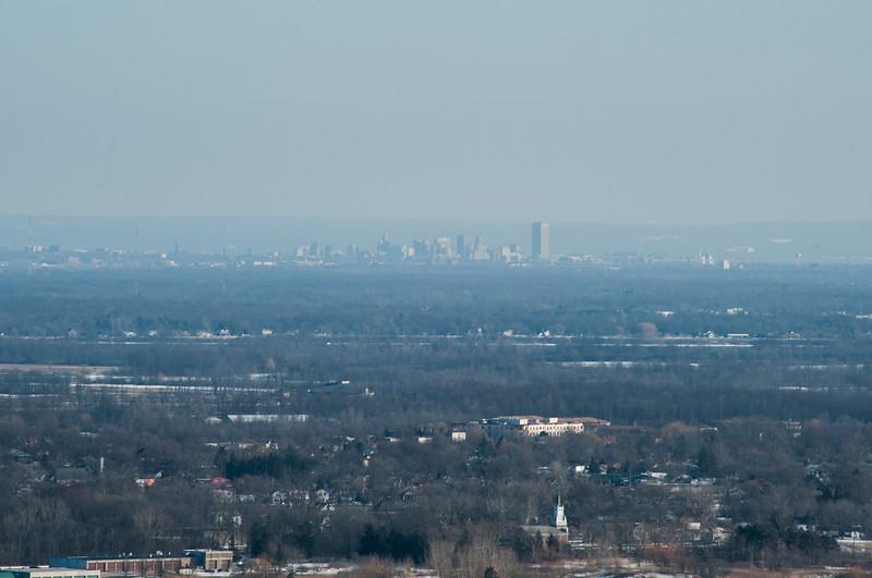 Buffalo, NY - 18 Miles