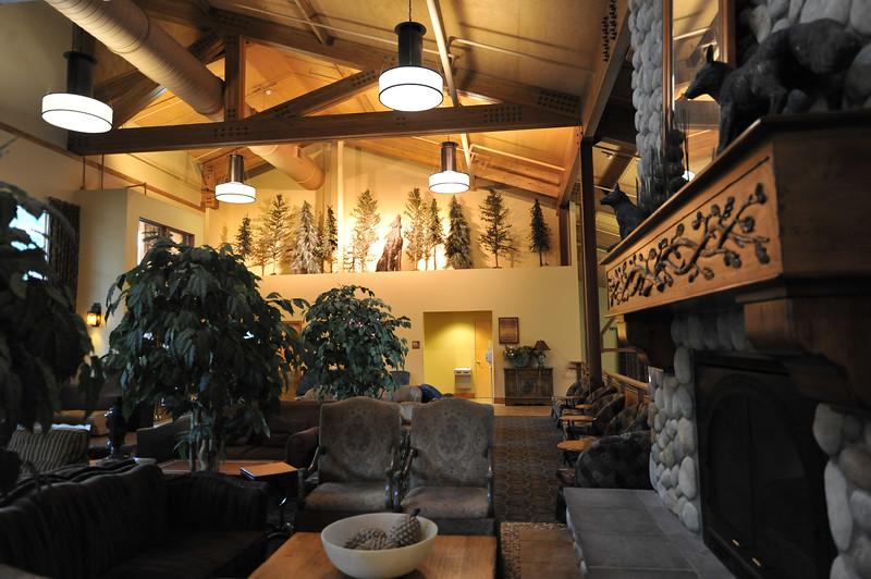 Denali Princess Wilderness Lodge