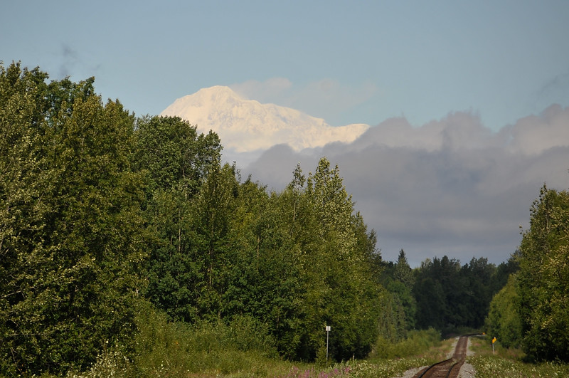 Denali from 120 miles