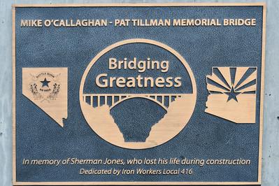 Mike O'Callaghan - Pat Tillman Memorial Bridge and Hoover Dam