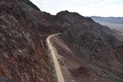 Lake Mead - Hoover Dam walking trail