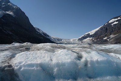 Columbia Ice Fields and Lake Louise