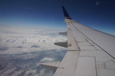 Enroute to Seattle