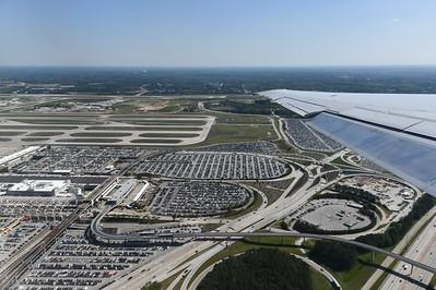 Atlanta Departure