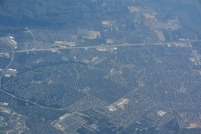 Airborne - Atlanta to San Antonio