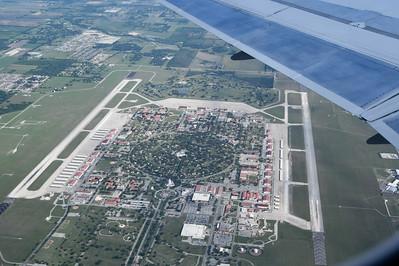 Randolph Air Force Base, San Antonio, Texas