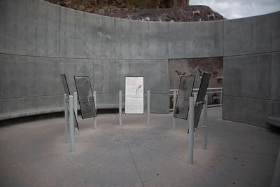 Mike O'Callaghan - Pat Tillman Memorial Bridge, Boulder City, Nevada