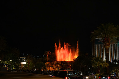 Volcano at the Mirage