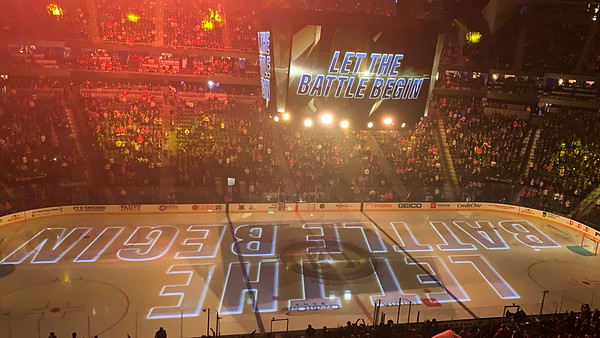 Golden Knights Hockey Game at T-Mobile Arena