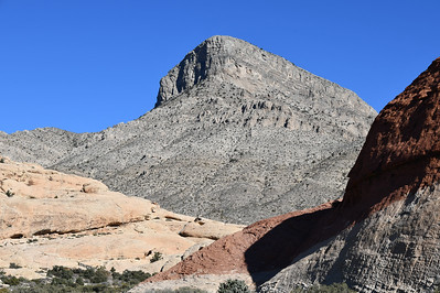 Red Rock Canyon - Sandstone Quarry