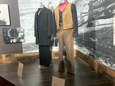 "John Wayne's Clothing from ""True Grit"""