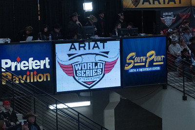 World Series of Team Roping Final
