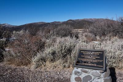 National Meadows Massacre Site