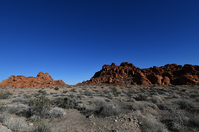 Valley of Fire State Park - Firecaves