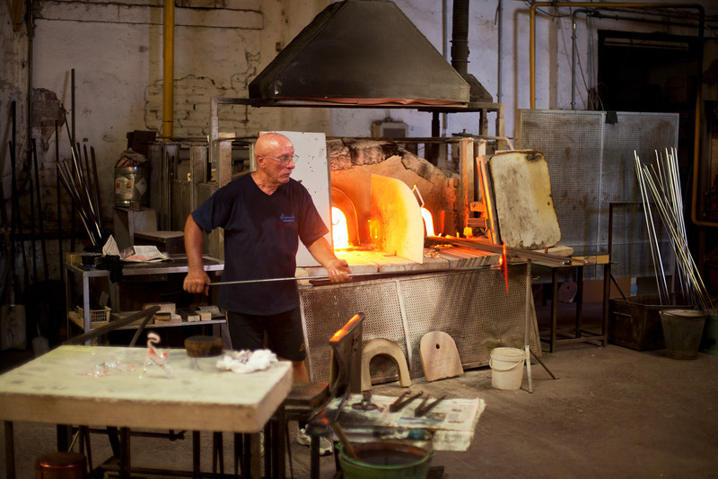 Murano Glass Maker