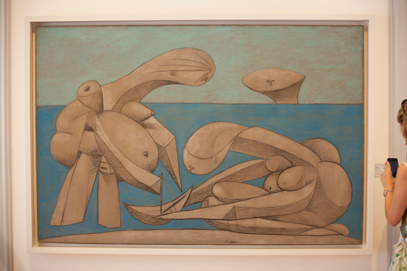 Peggy Guggenheim Museum, Dusodoro