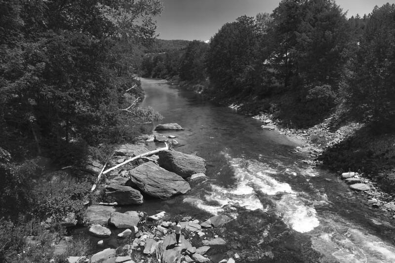 Kedron Brook, Woodstock, VT