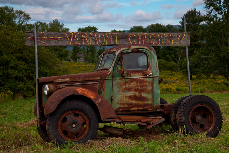Vermont Cheeses!!