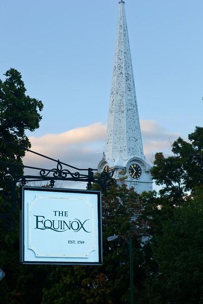 Equinox, Manchester Village