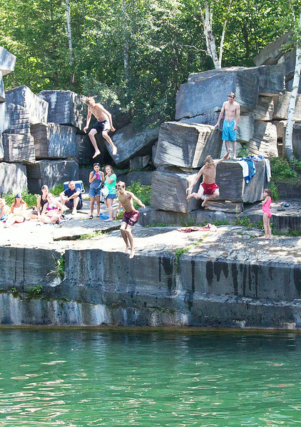 Quarry Jumpers, Dorset