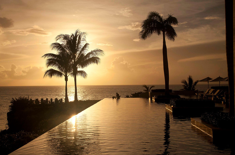 Sunset II, Infinity Pool, Viceroy