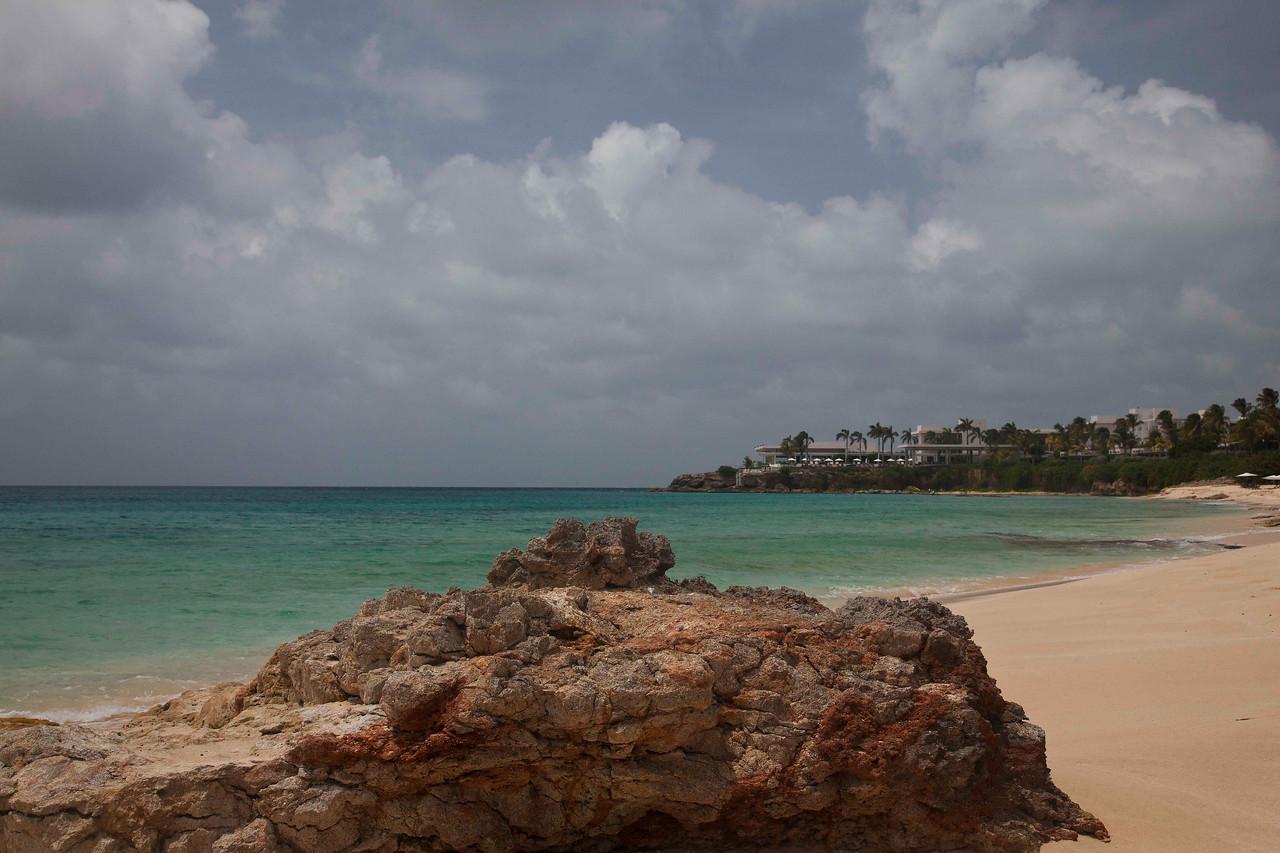 Barnes Bay Beach Looking Towards Viceroy