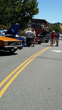 Vintage Car Show 2014-1