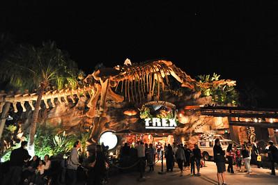 T-Rex Restaurant