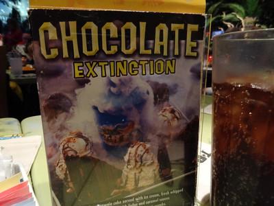 Chocolate Extinction