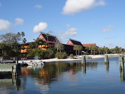 Polynesian Resort