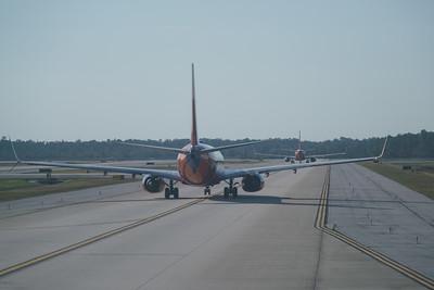 Orlando Arrival