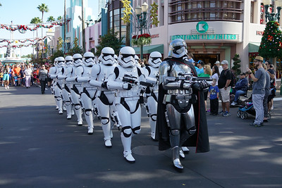 First Order March