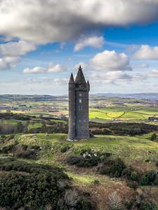 Scrabo tower portrait northern ireland