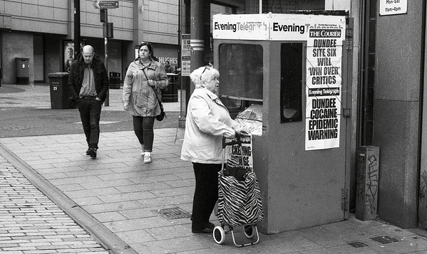 Street Confessional