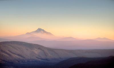 Purple Mountains Majesty - Oregon