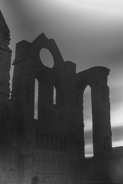 Arbroath Abbey Long Exposure